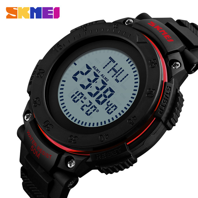 SKMEI 1236 Compass Watch