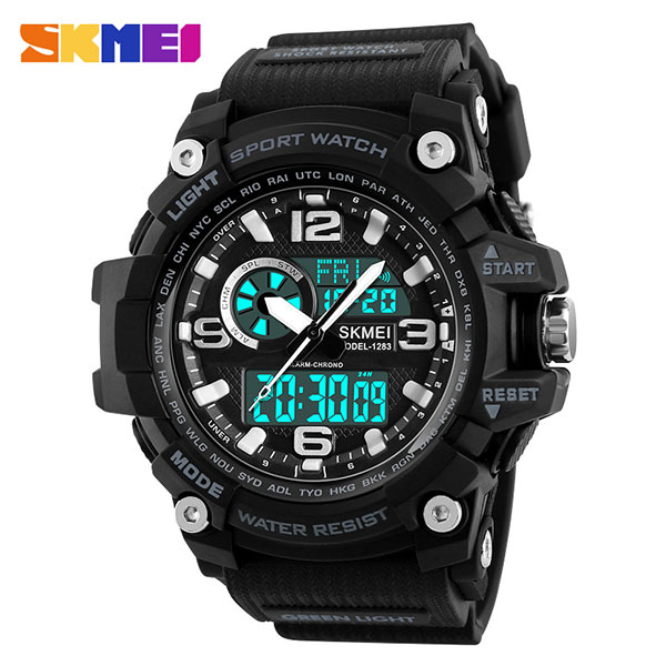 SKMEI 1283 Dual Display watches