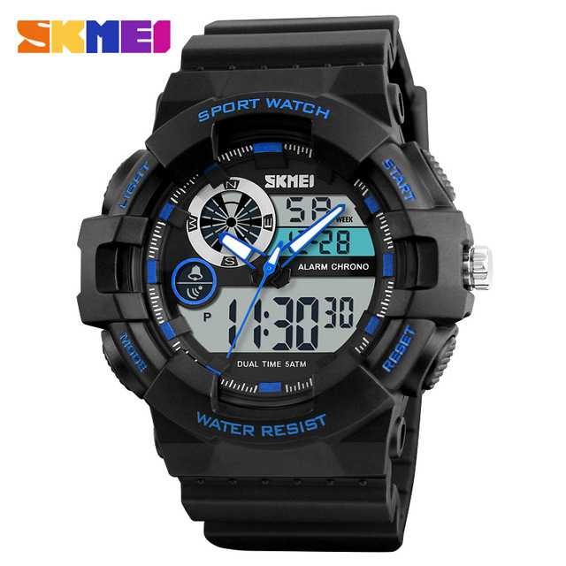 SKMEI 1312 Dual Display watches
